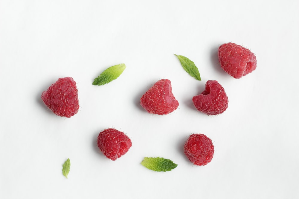 raspberry fruits