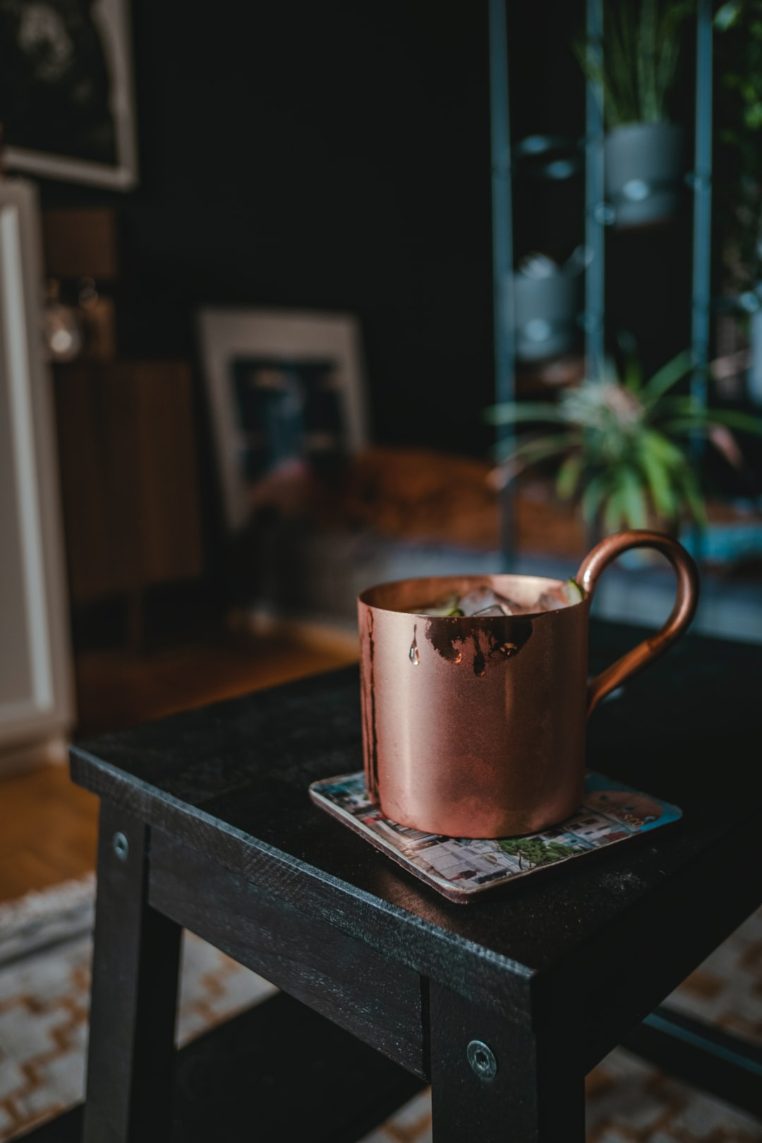 Moscow Mule a day keeps the doc away