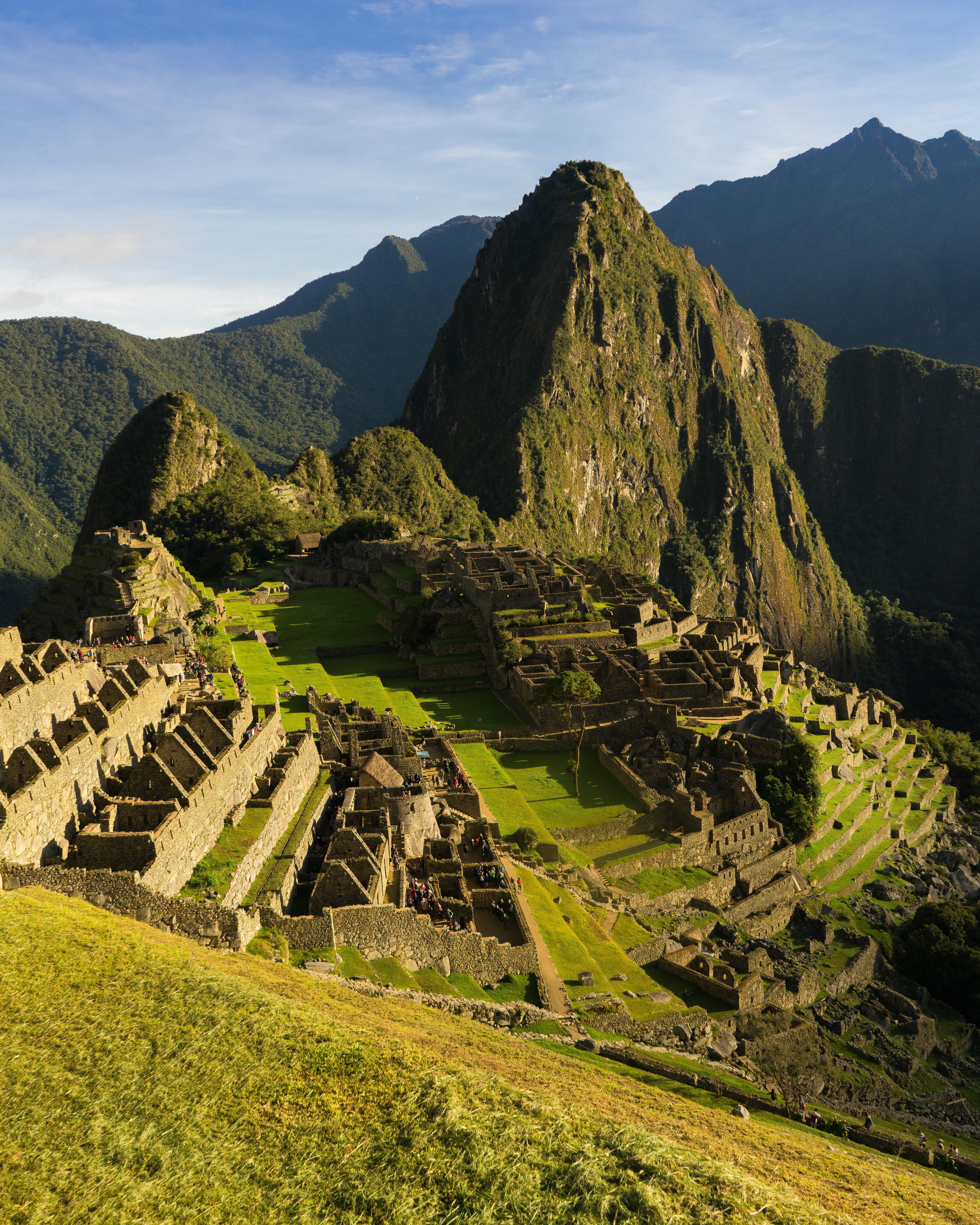 Machu Picchu with Mohanji