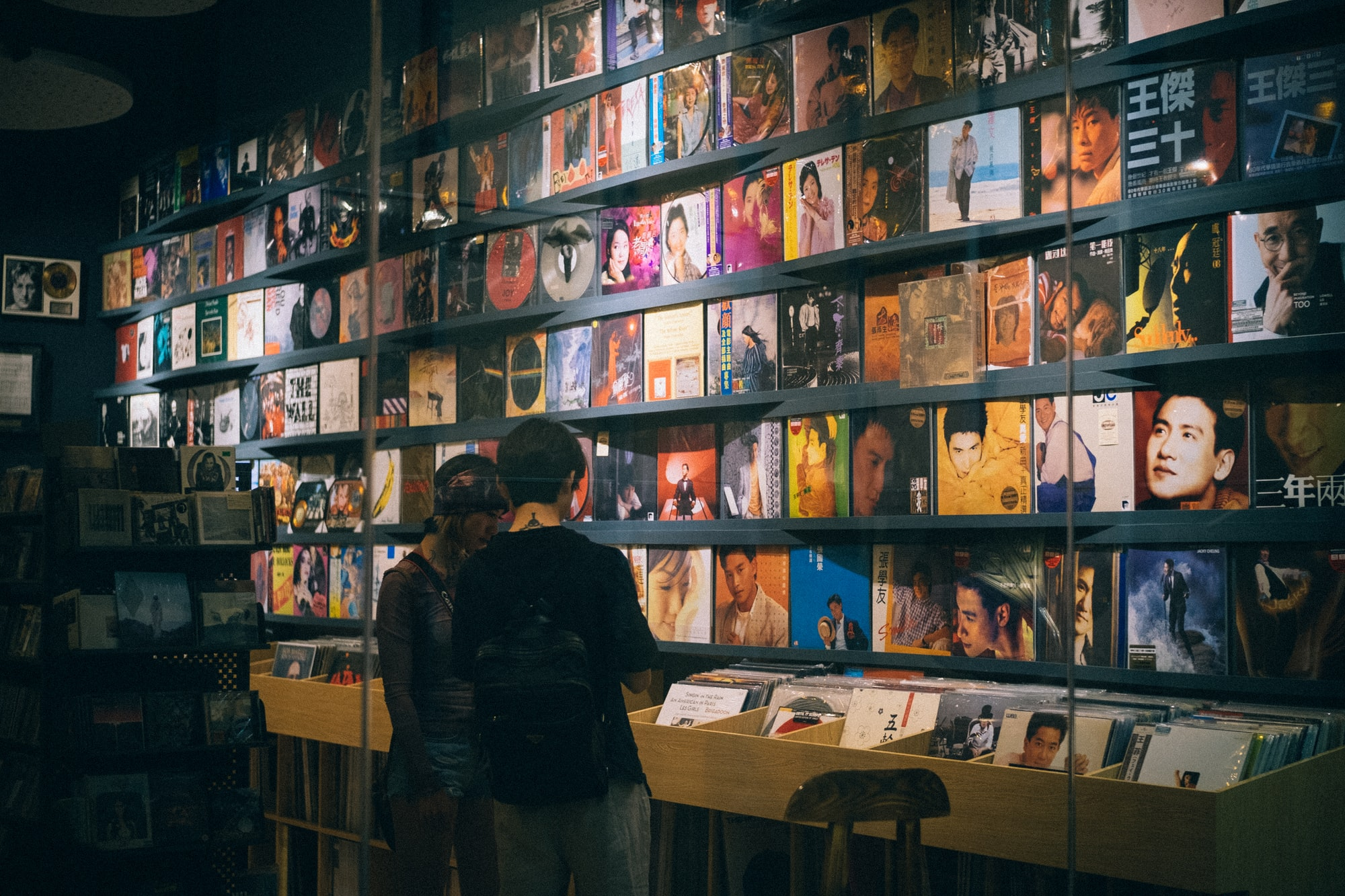 Books v. Music: retail smackdown