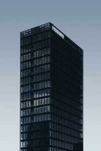 black Ferring building