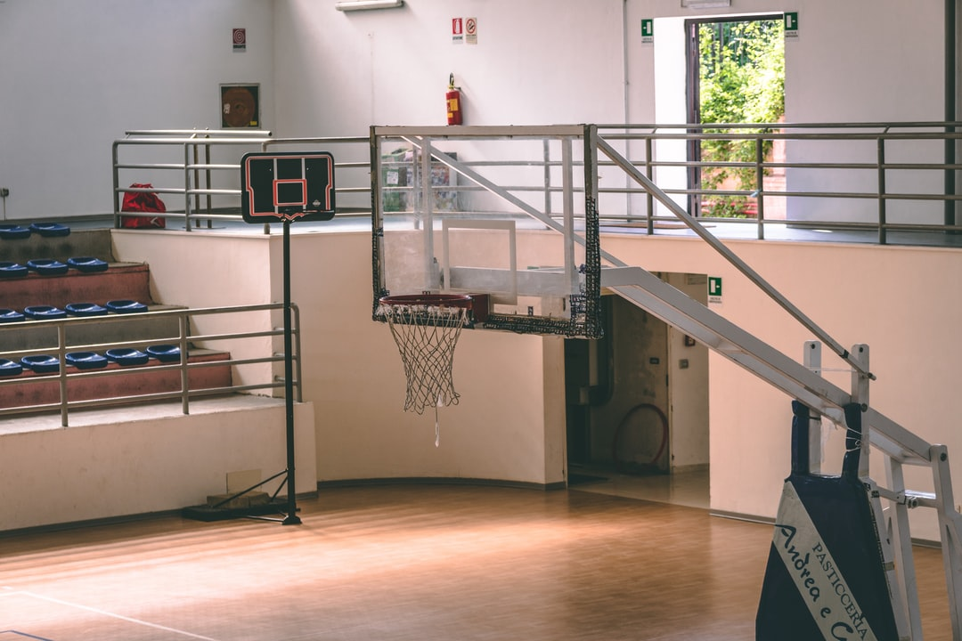 Indoor Basketball Field