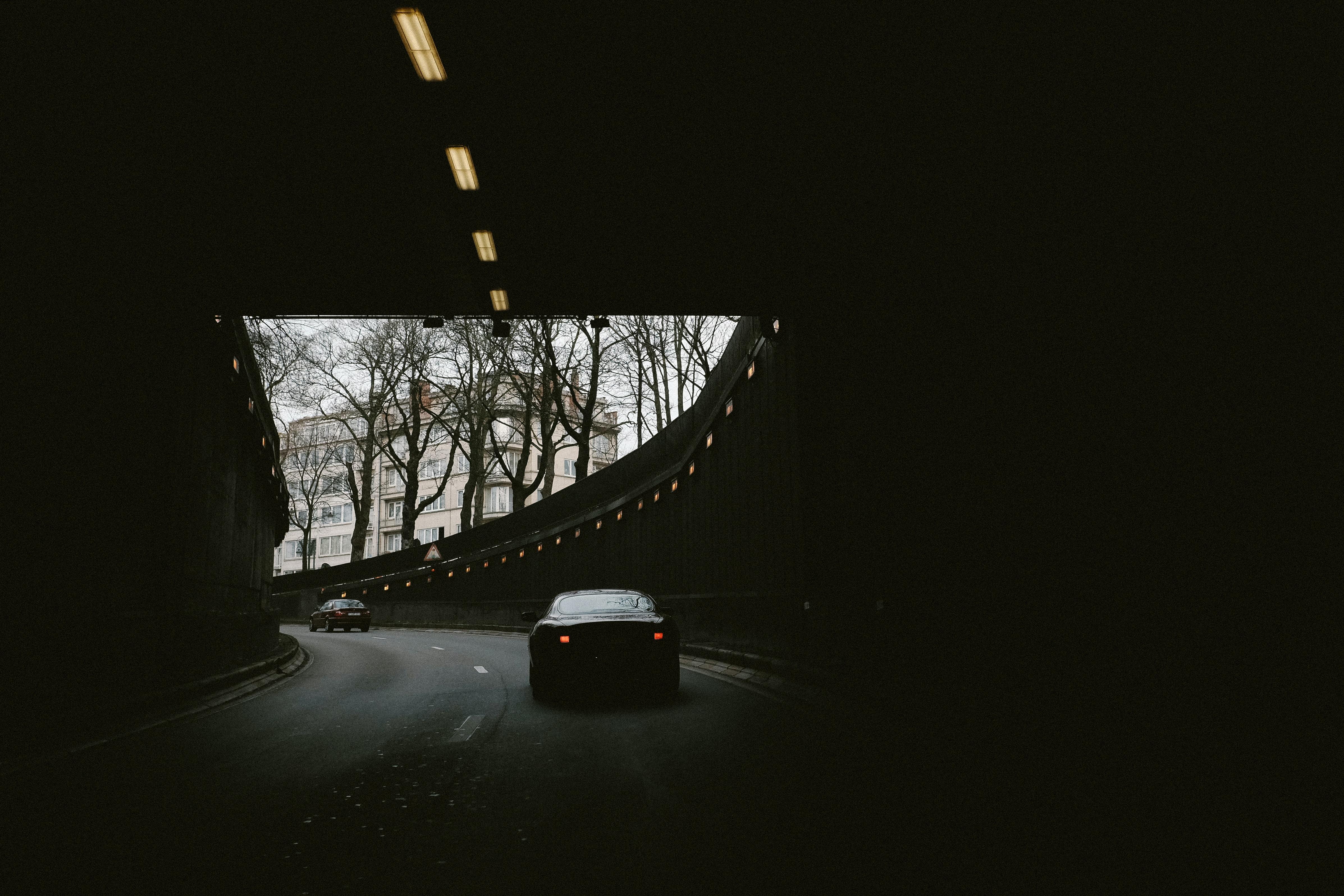 underground tunnel