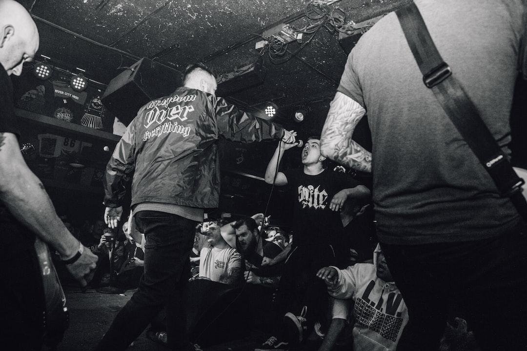Sleeping Giant's last show @ Chain Reaction