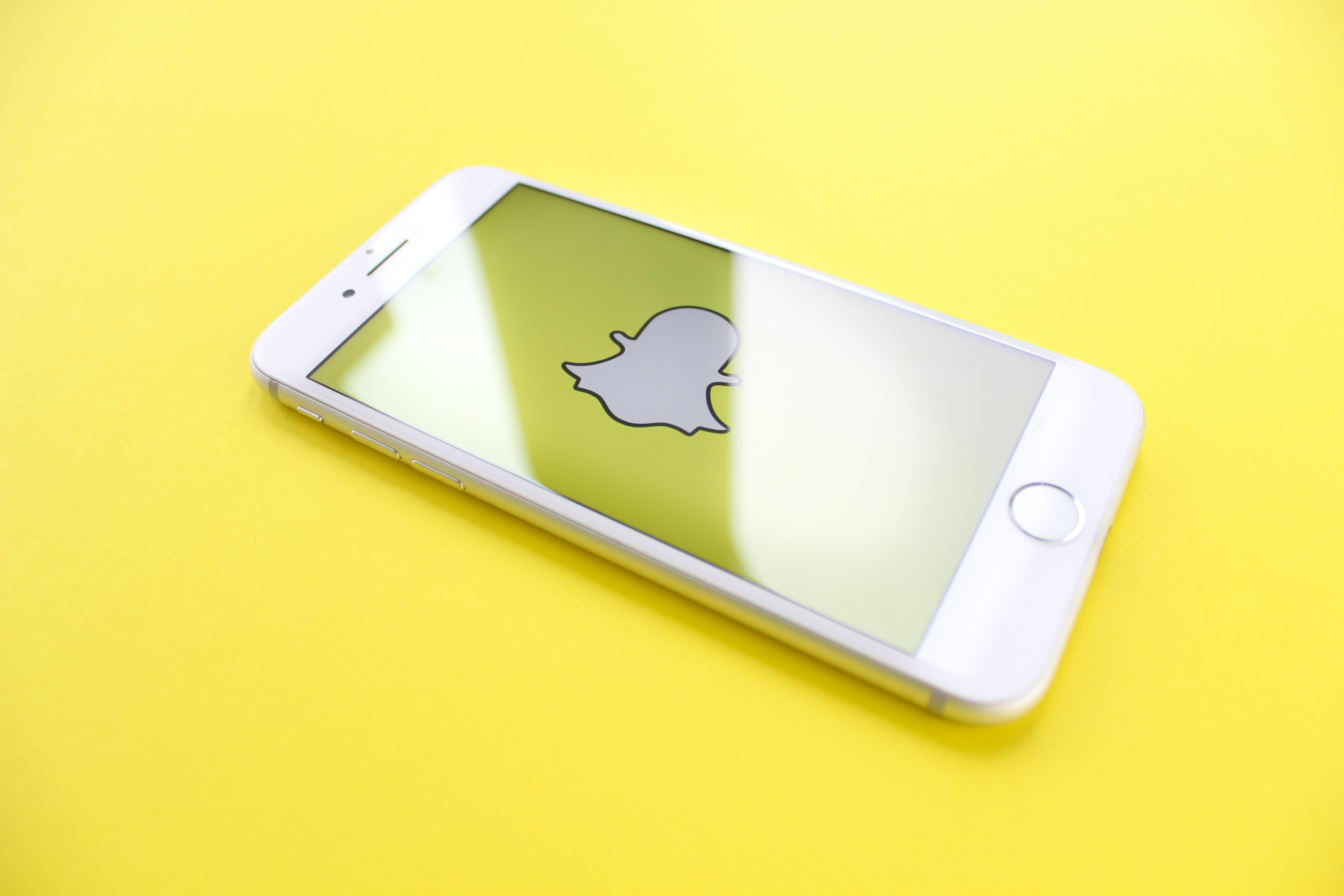 Devenir influenceur sur Snapchat