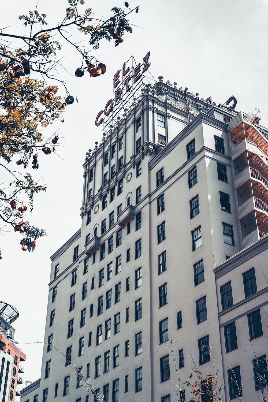 El Cortez building