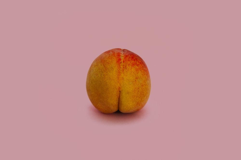 round yellow fruit