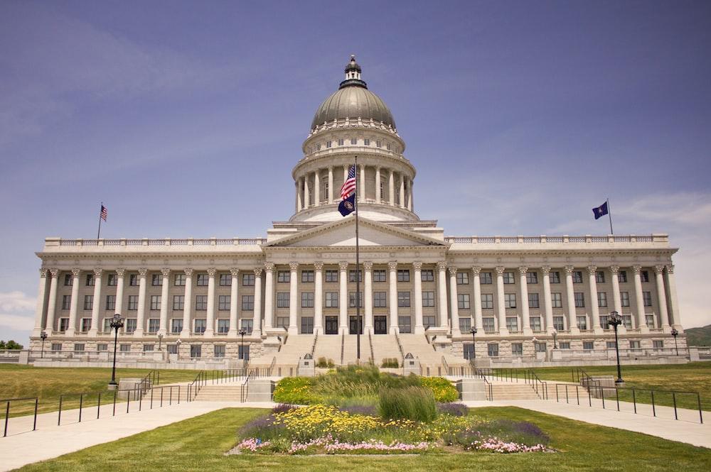 Utah State Capital Building, USA