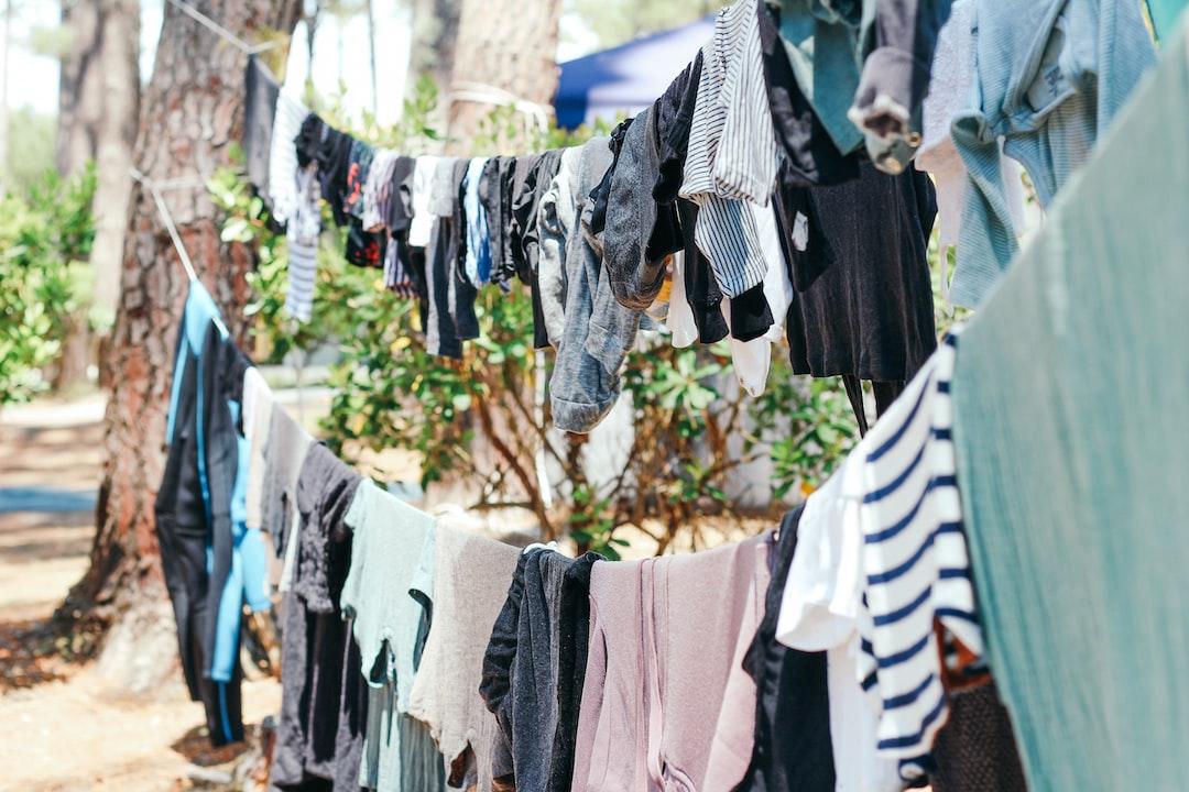 Make the laundry