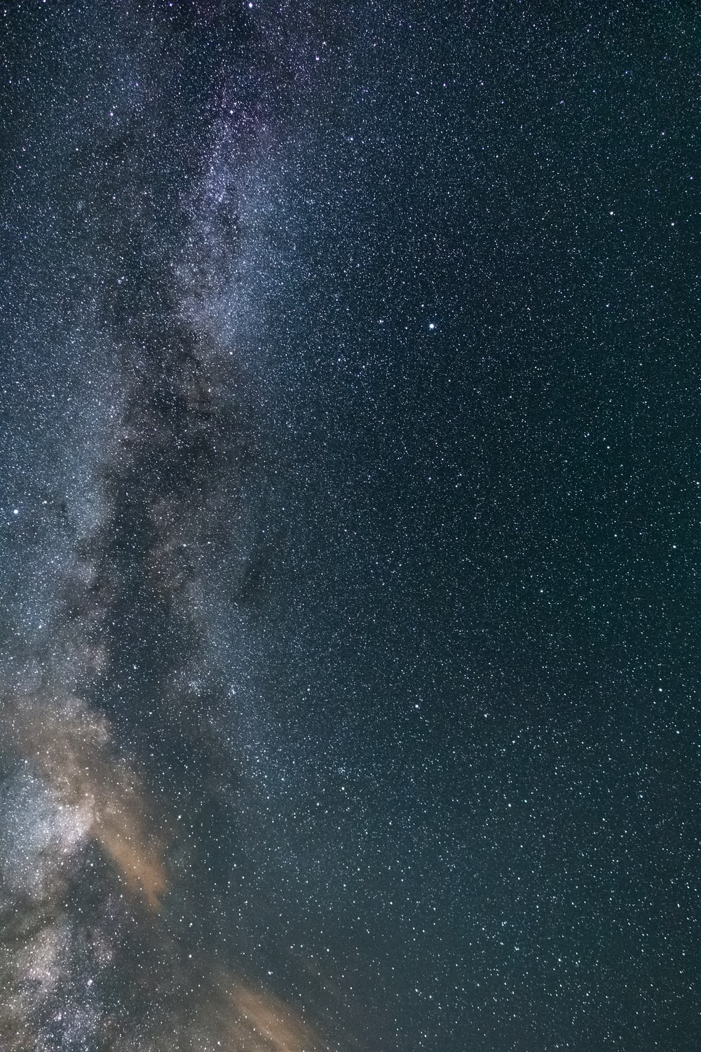 space photography of stars