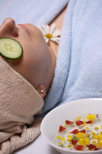 Ingredientes naturales en cosmética natural
