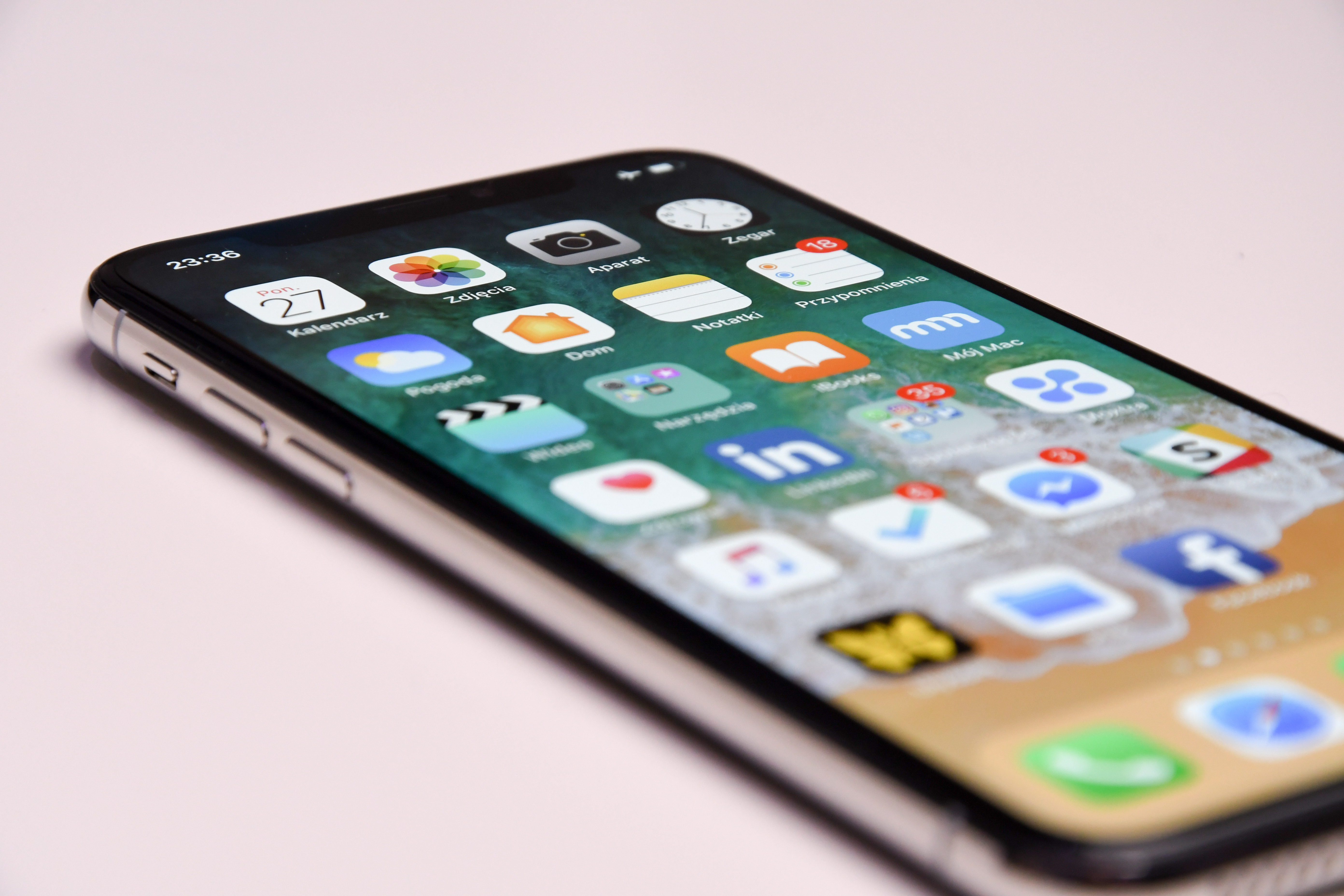 A few of my favourite iPhone apps