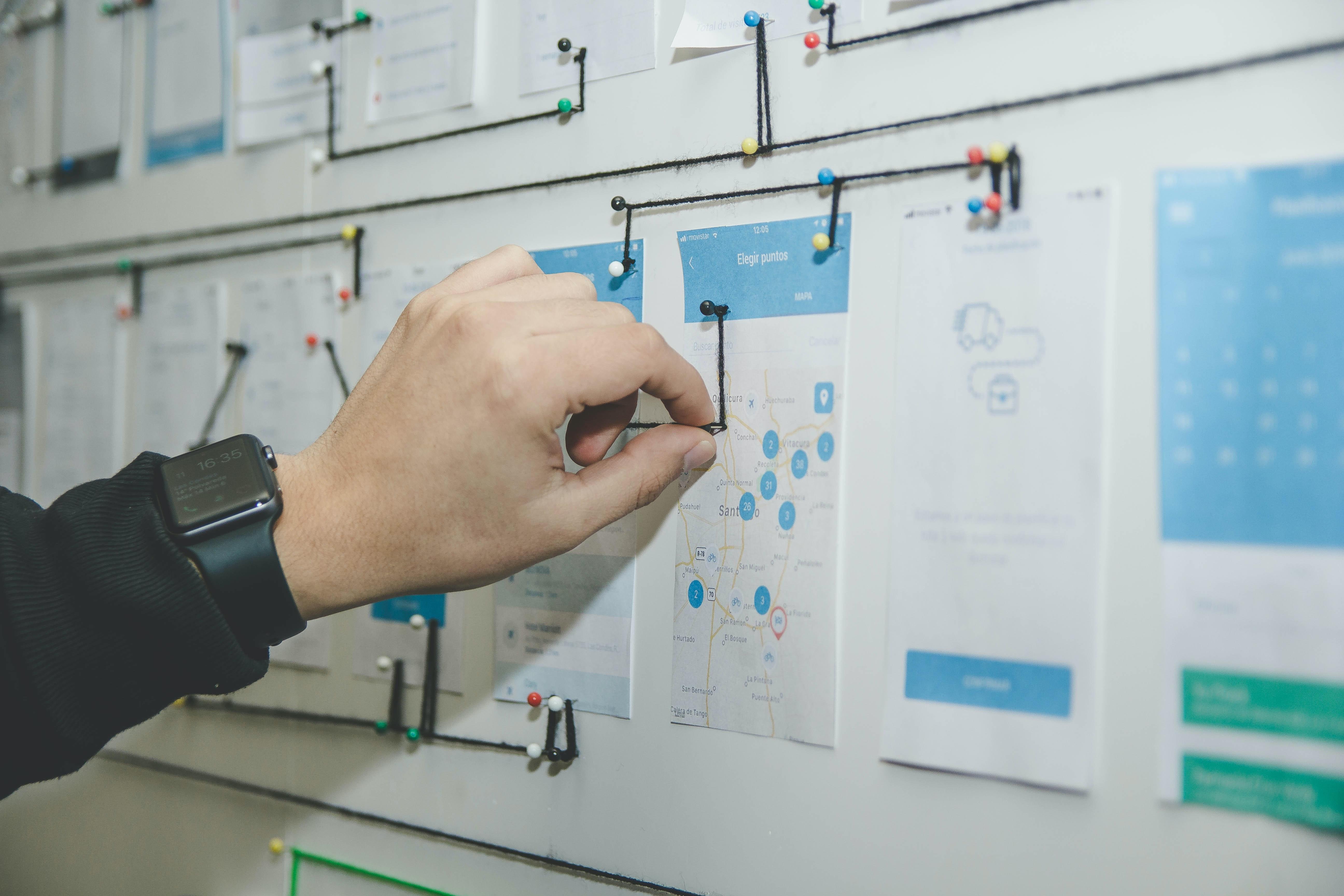 Micro-Planning Through Uncertainty