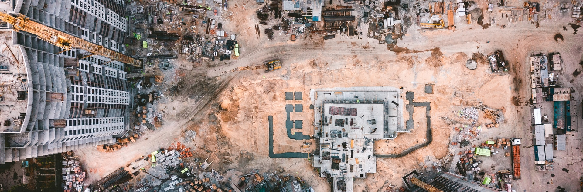 Construction Site taken by Ivan Bandura