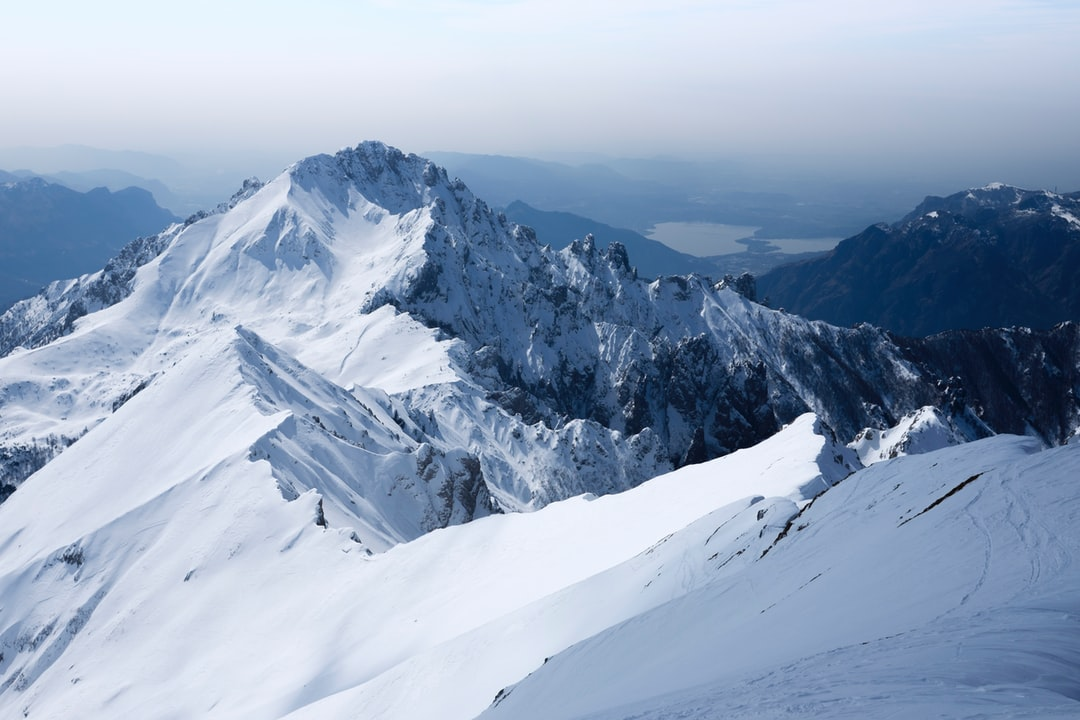 Snow Mountain Pictures Stunning Download Free Images On