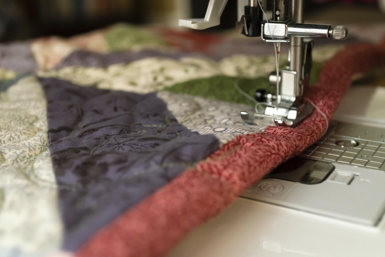 multicolored rug