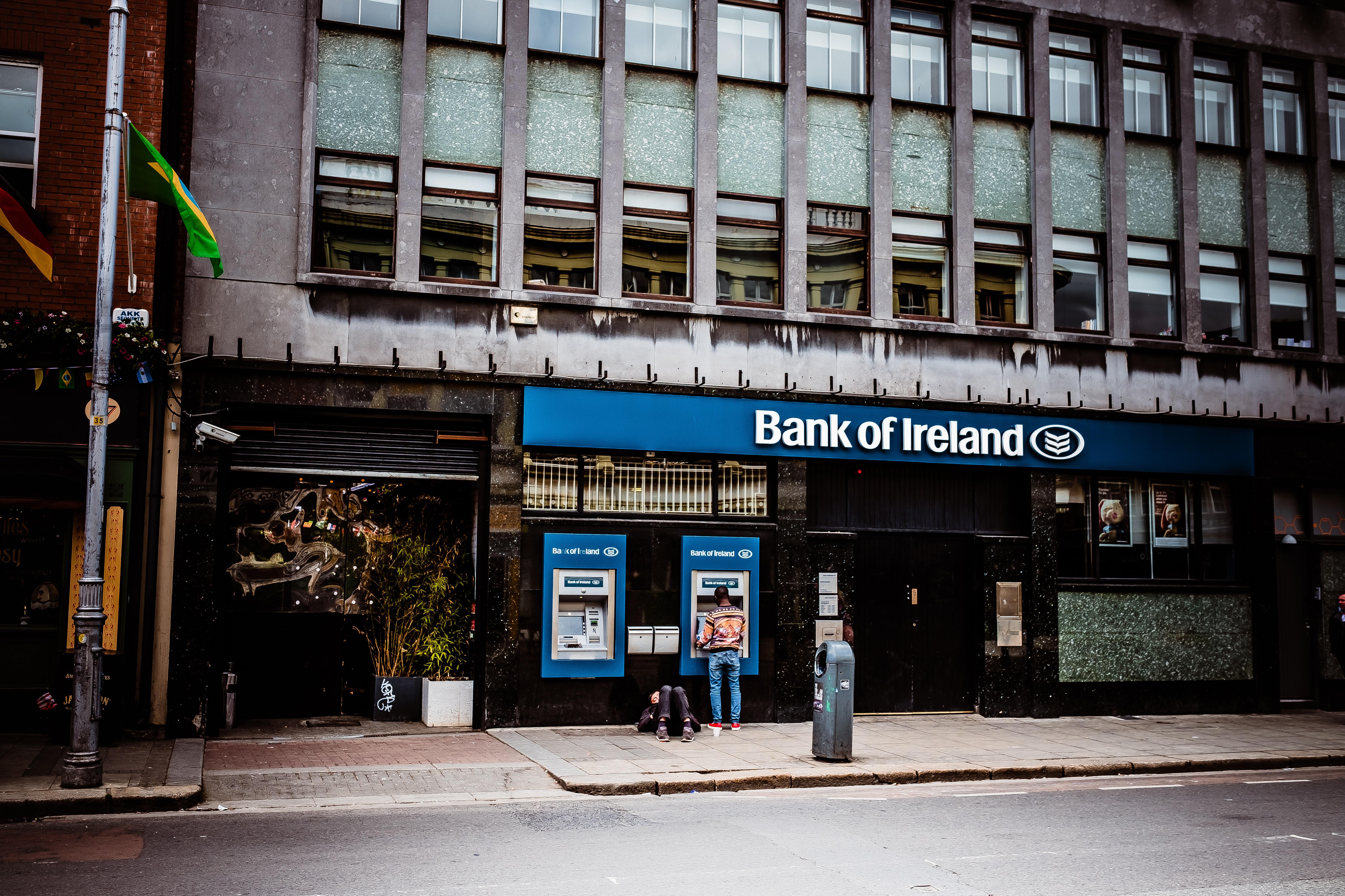 photo of Bank of Ireland