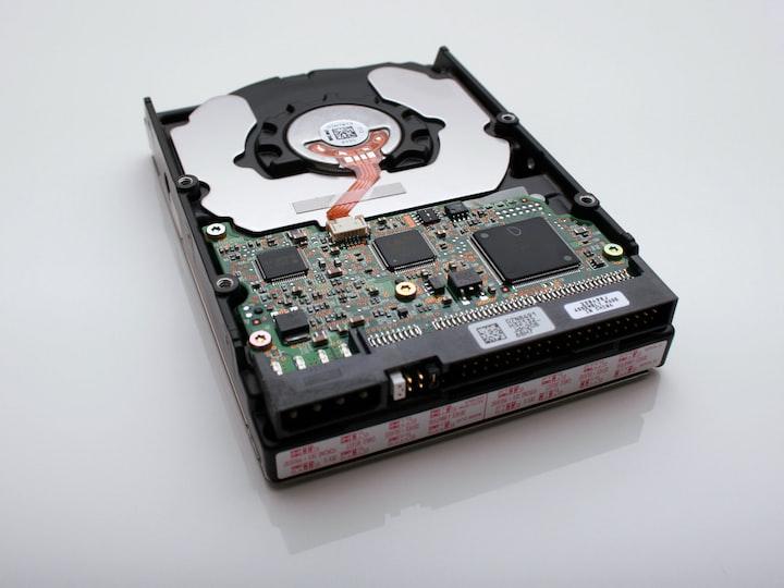 Scientific Data Storage.