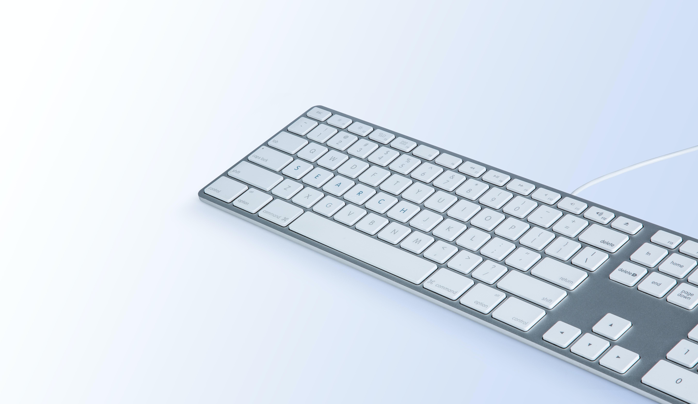 Apple Mighty Keyboard
