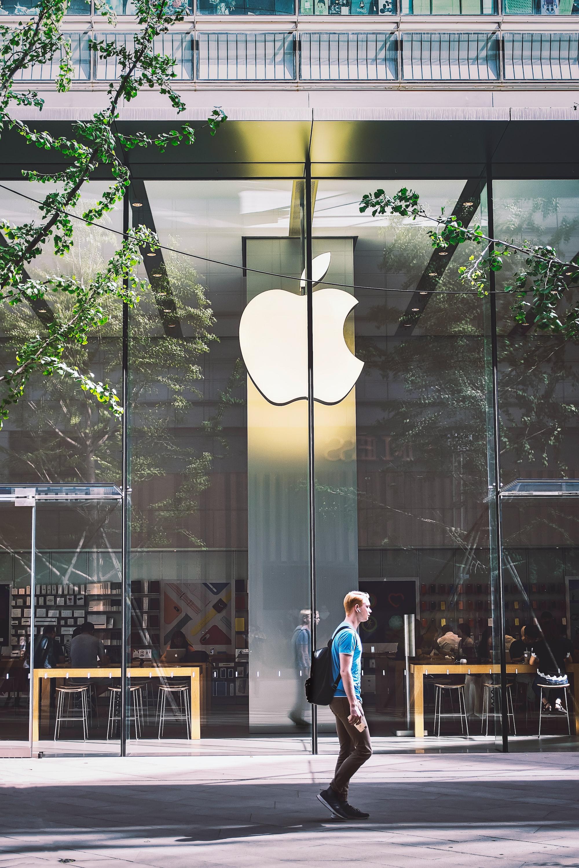 Why the Apple Logo is Half Eaten