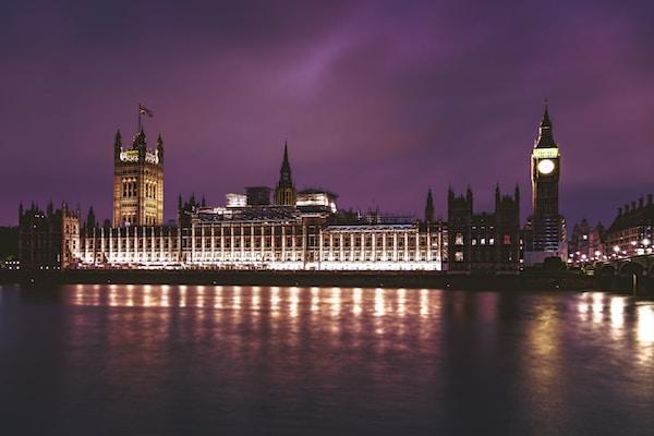 UK Government. Big Ben, London