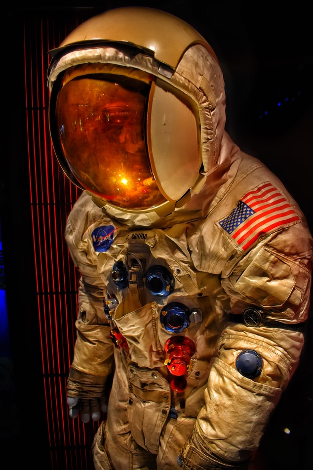A click in Houston Space Center