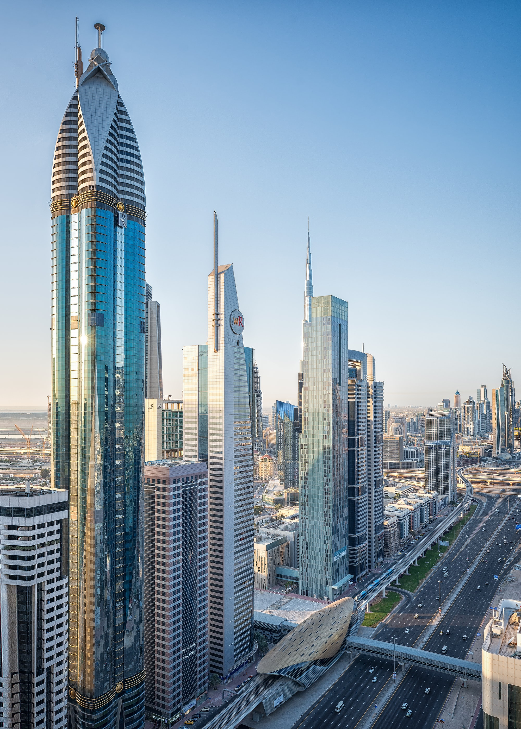With a 12-hour layover in Dubai, even on very little rest, you're called out to explore the futuristic city that rises out of the sand seemingly in the middle of the desert.