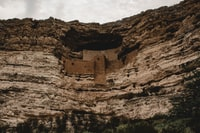 Carved by hand courtesy of Sinagua Indians over 1000 years ago, Montezuma's castle lies perched between a plateau's crevice. Lack of structural integrity has rendered the structure inhabitable, but it's beauty and history remains intact even after millennia.