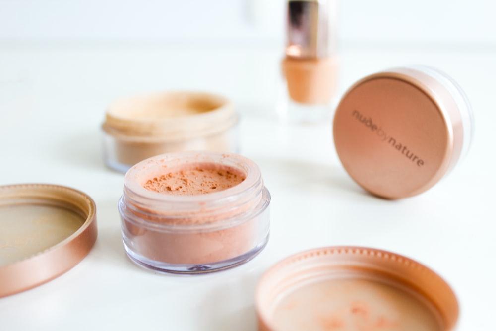 Nudebynature pressed powder