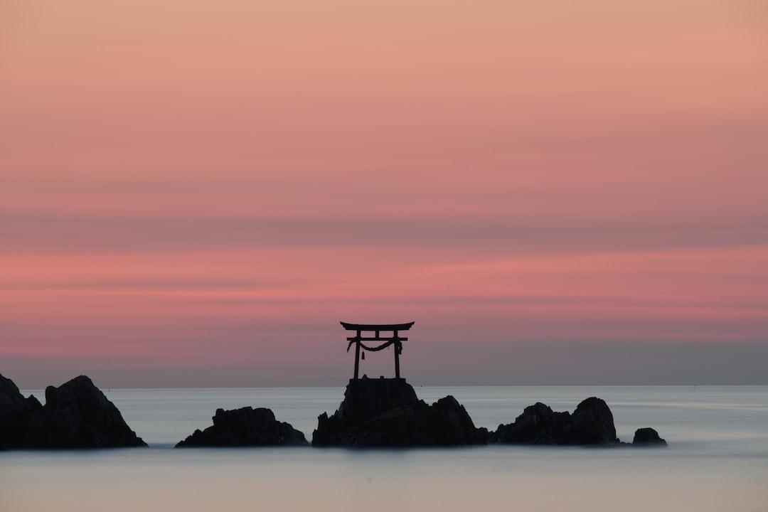 奈多海岸の日の出 by Kouji Tsuru