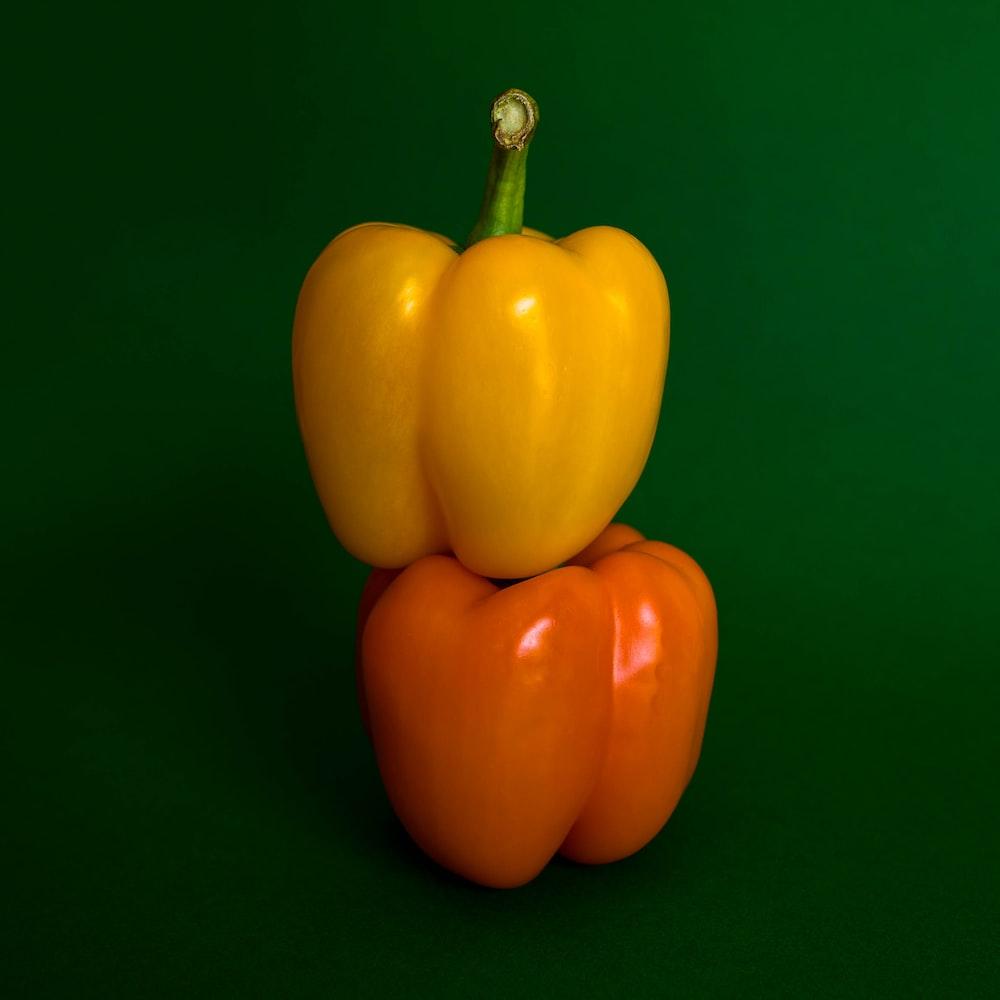 pepper on top of pepper