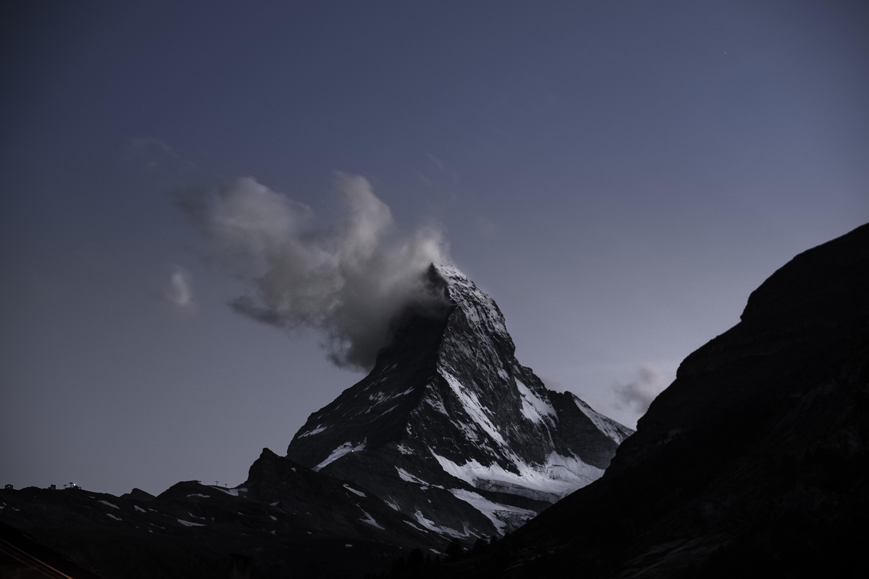 Matterhorn Mountain, Switzerland