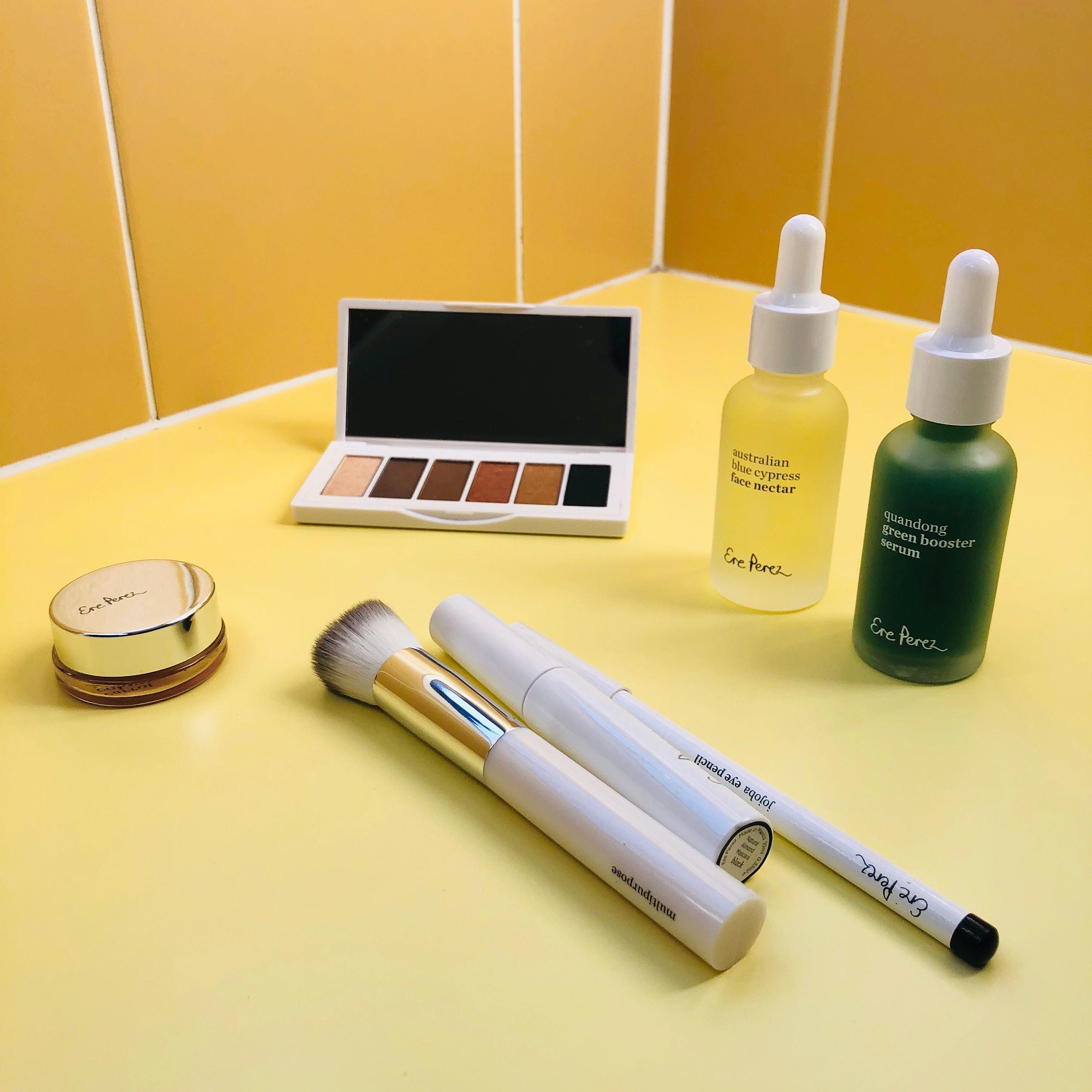 several cosmetics