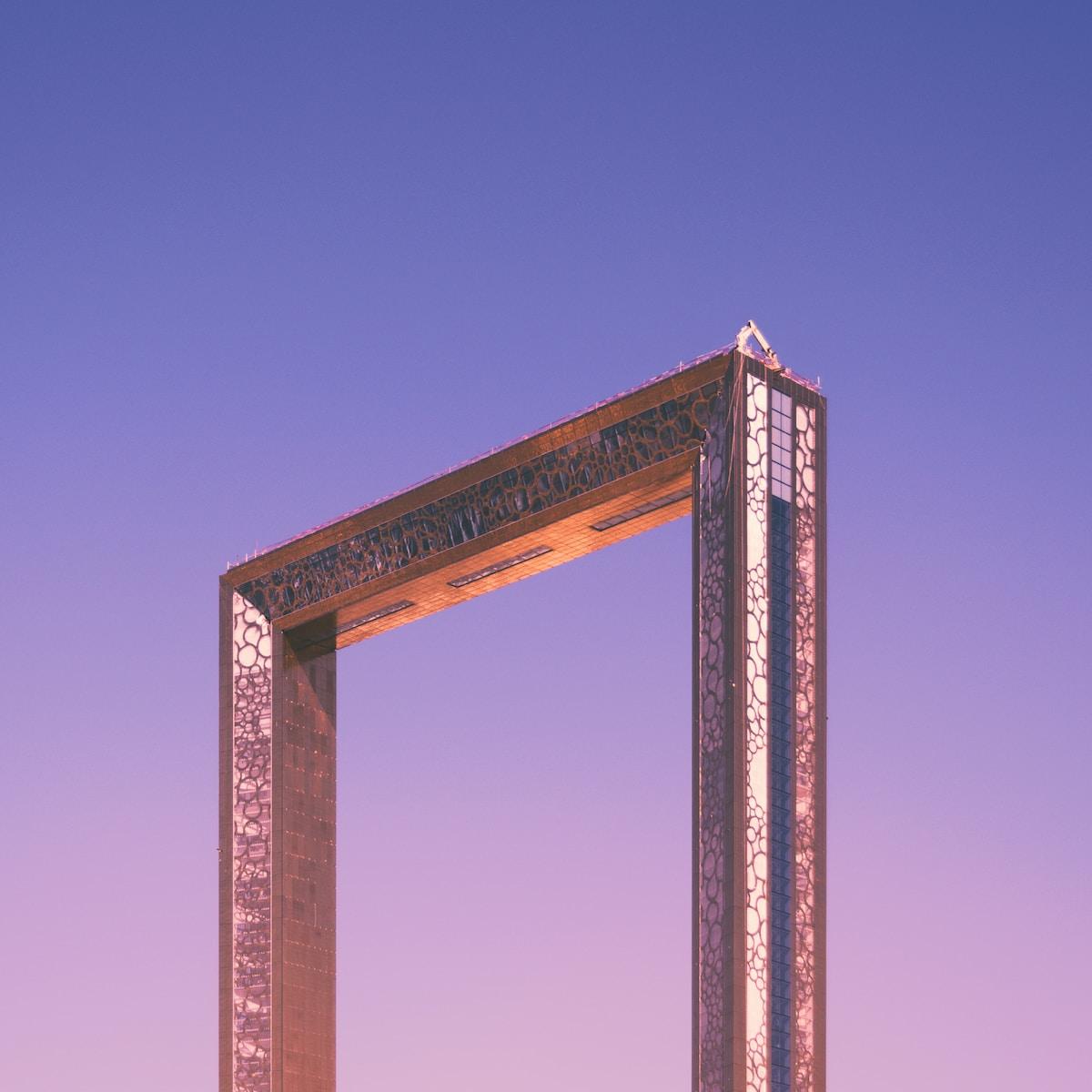 Dubai Frame - Places to Visit in Dubai