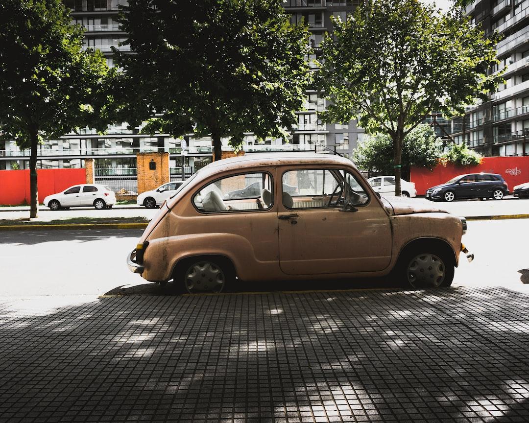 Cochecito en Buenos Aires