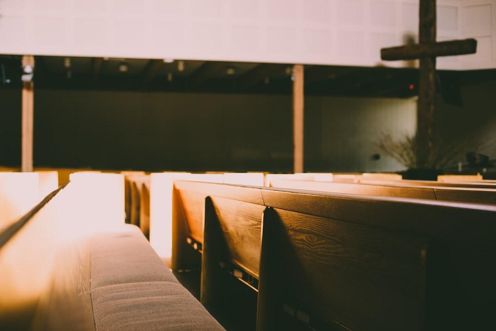 empty church interior