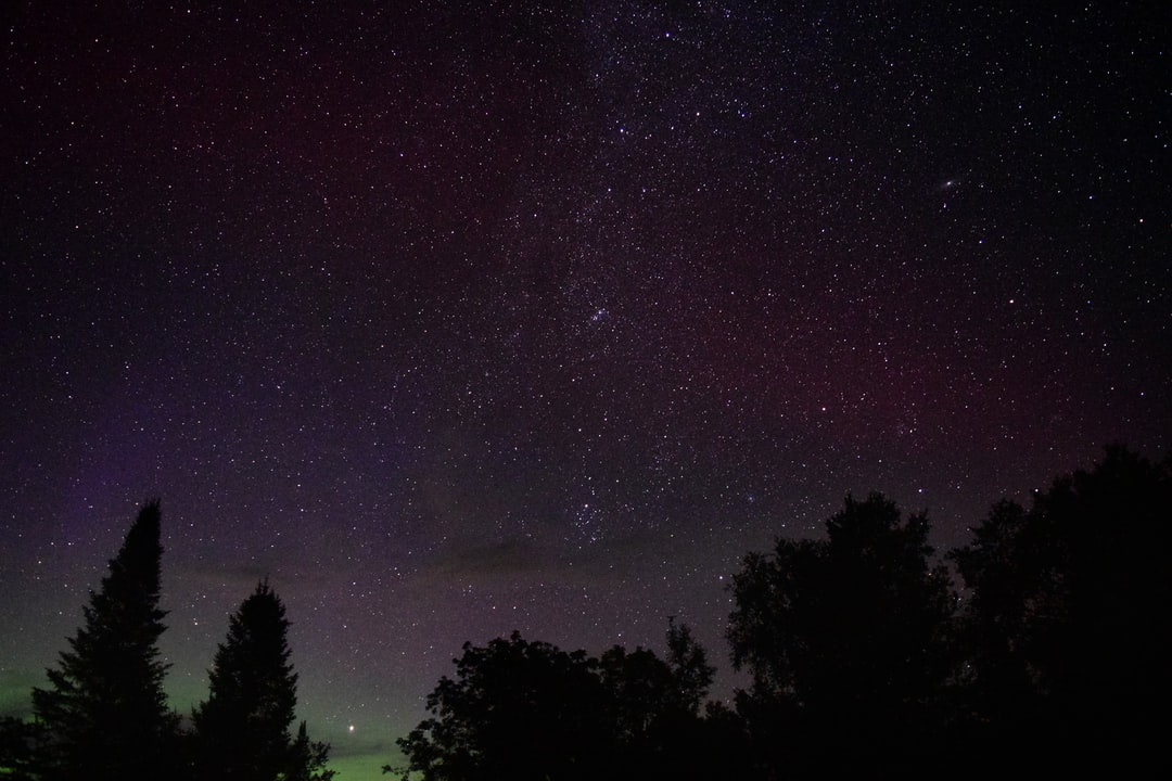 This photo was taken in Northern Minnesota. I used my Nikon D3300 with the stock lens. To ensure the best clarity I used a tripod and remote shutter release button.