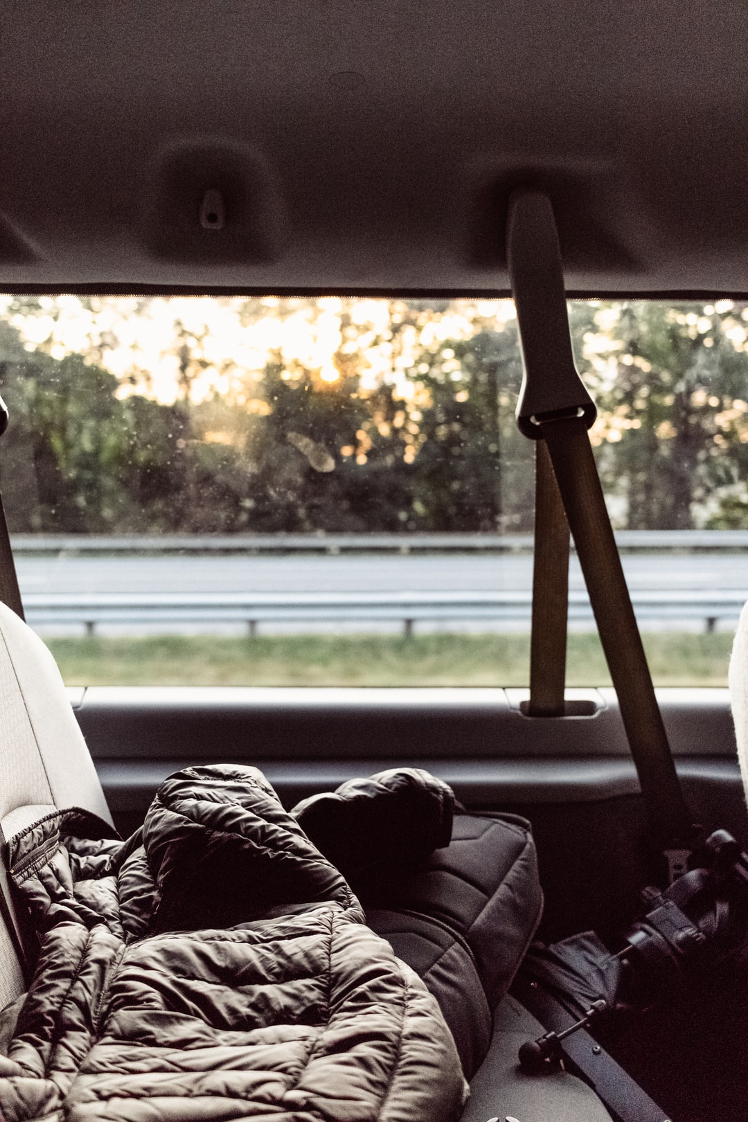 A group of friends and I woke up early to head to Atlanta for a shoot. It was early in the morning and we had been driving for an hour. I just wanted to capture the feeling of the moment, feeling like it mattered.