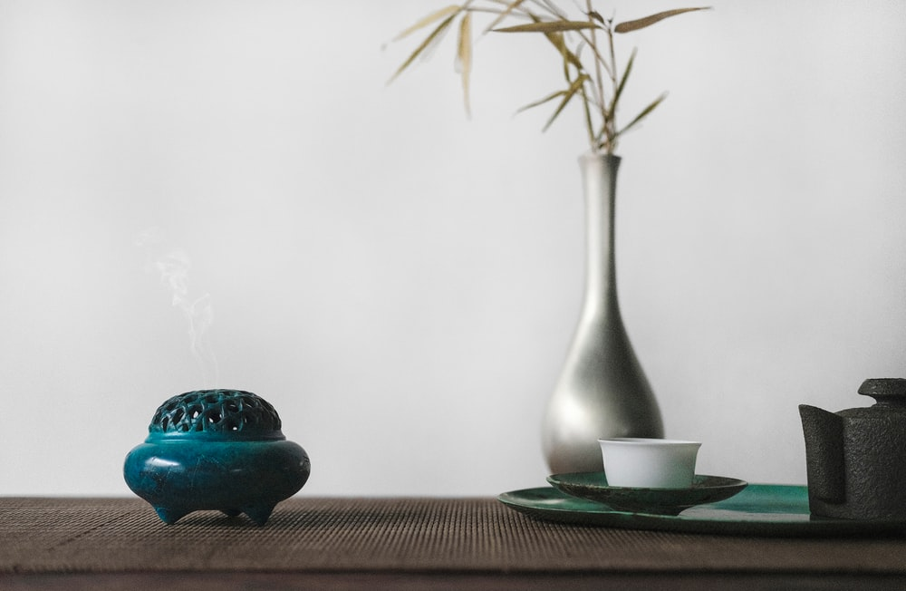 Incense Burner Photo By Oriento Oriento On Unsplash