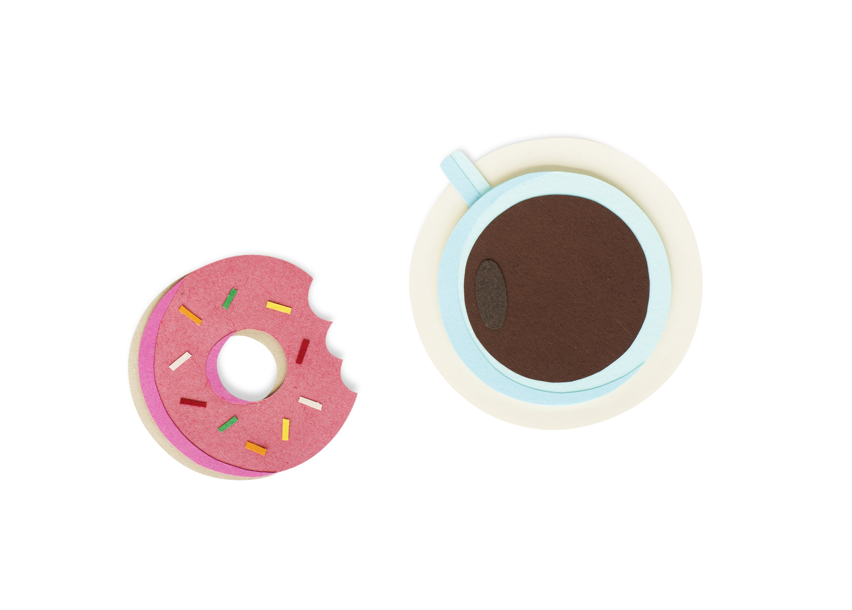 doughnut illustration