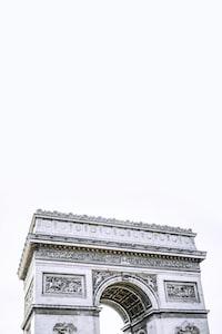 Arc de Triomphe, France