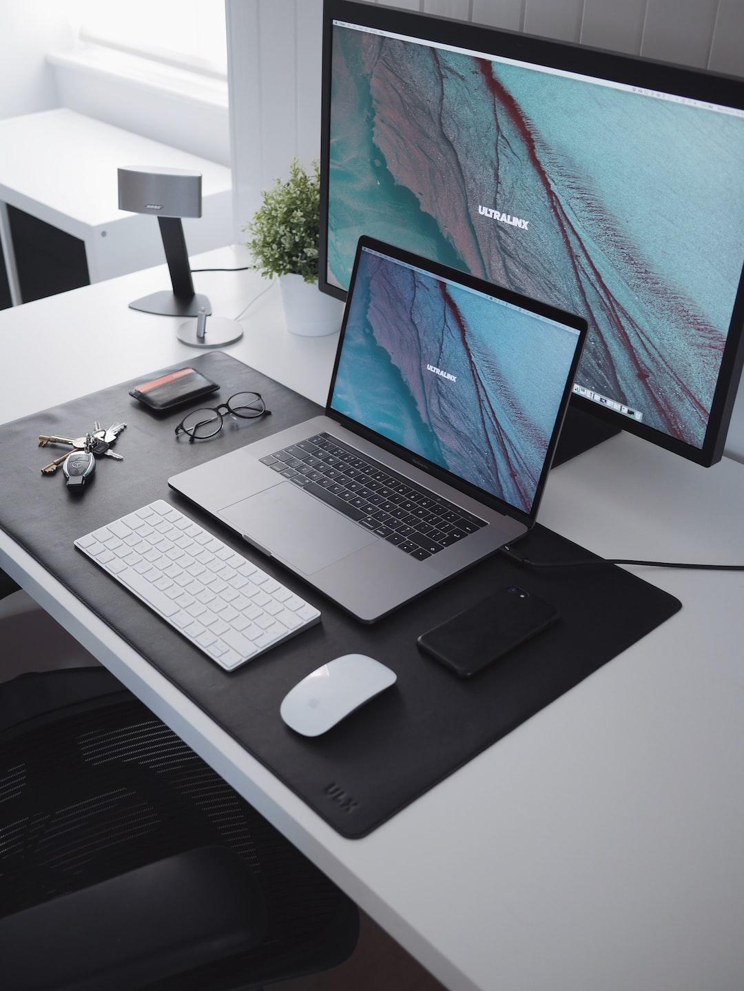 ULX Desk Mat