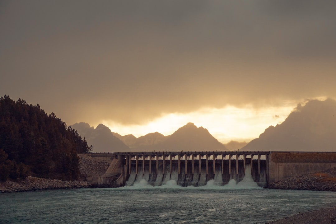 We were chased out of Grand Teton by storms and hail but it didn't stop us from taking the time to get photos of Mother Nature when she's moody first…