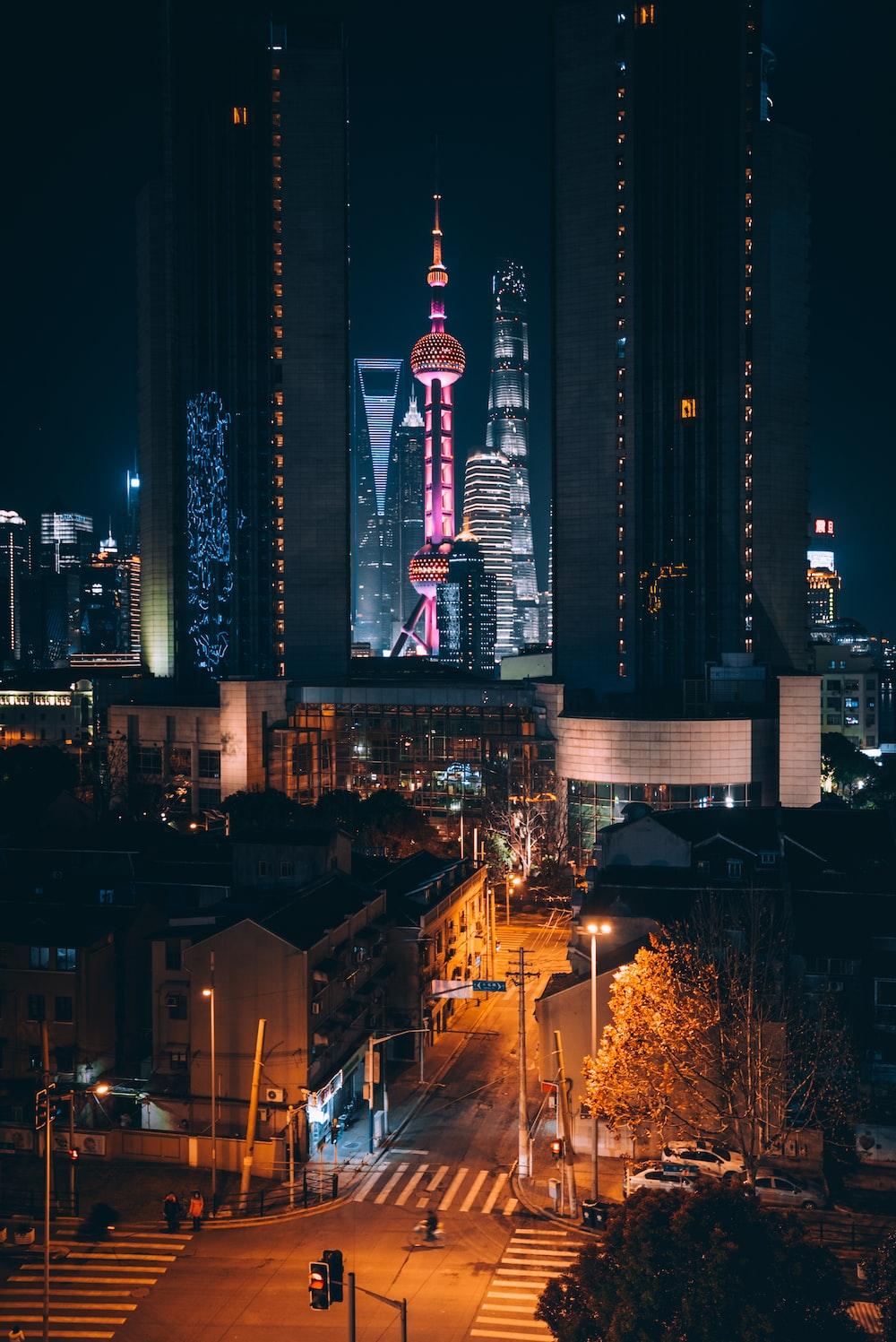 Oriental Pearl, Shanghai