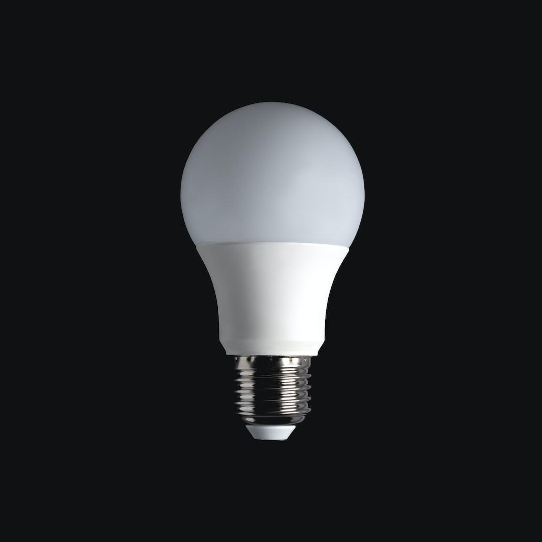 Bombillas LED, presente y futuro de la iluminación