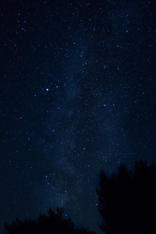 galaxy and star