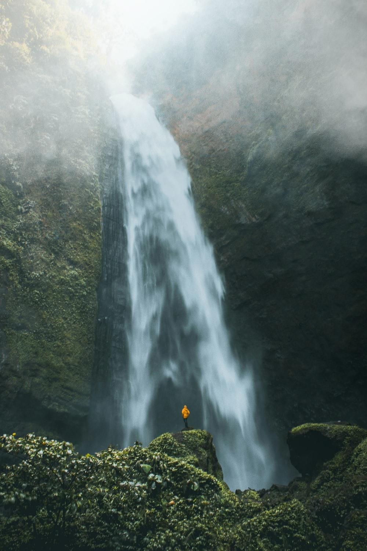 plunge waterfalls