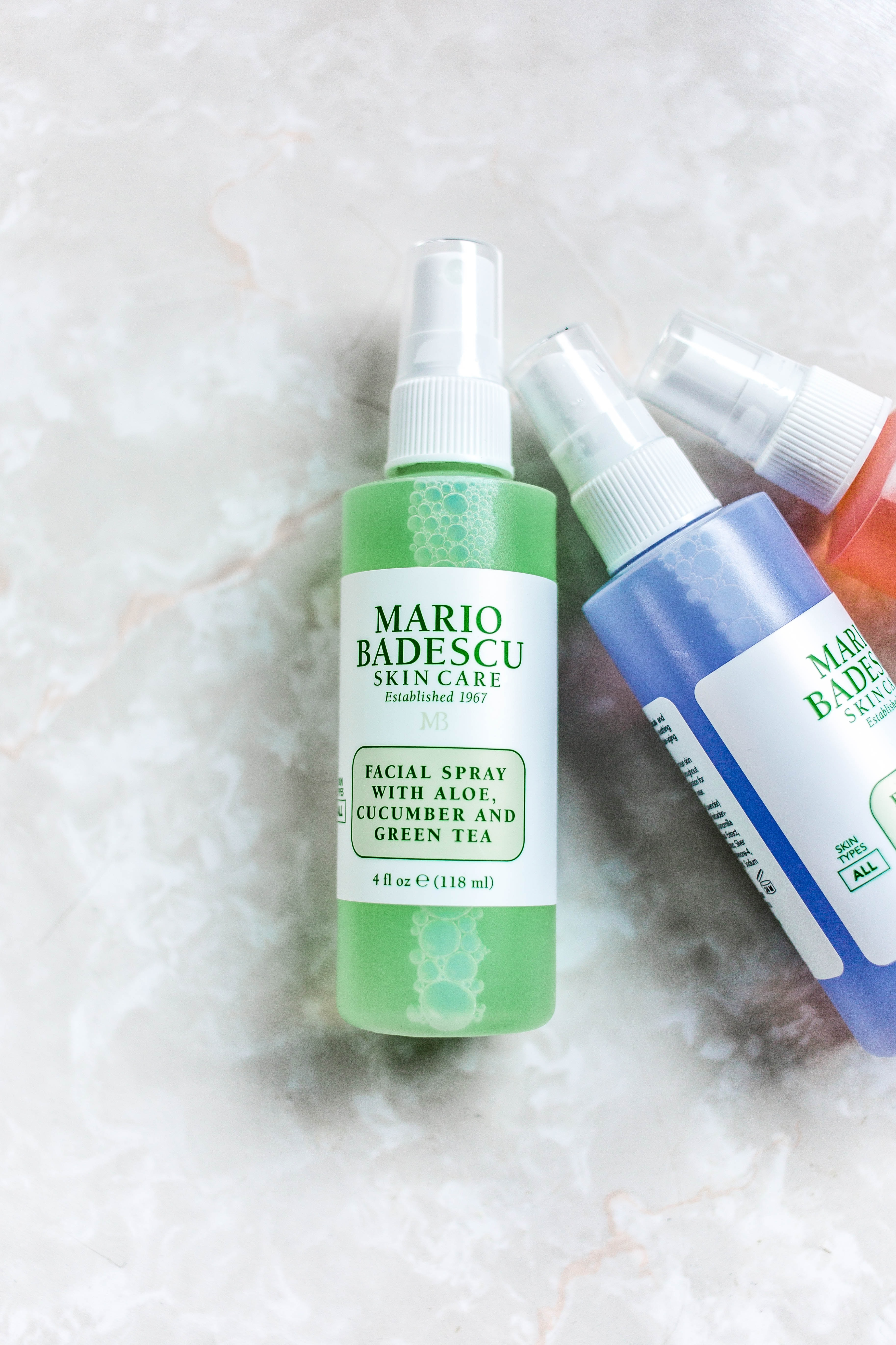 Mario Badescu bottle