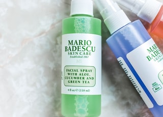 Mario Badescu bottle