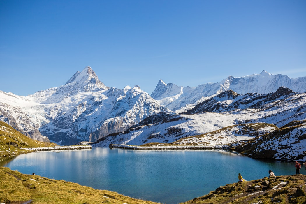 Bachalpsee & First Grindelwald, Best Hiking Places in Switzerland